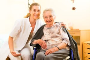 bigstock Young nurse and female senior 42698311 4