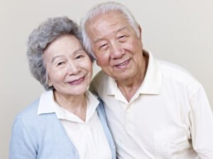 bigstock Senior Asian Couple 46583425