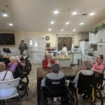 Pipestone Place Assited Living Activity