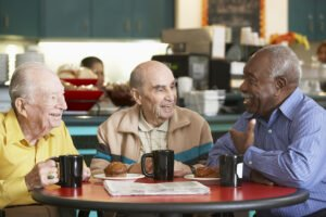 Three Amazing Things Some Seniors Realize When They First Move into an Assisted Living Facility