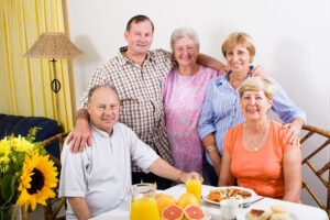 bigstock group of happy senior friends 14762219
